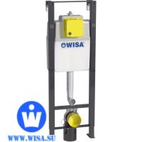 Система инсталляции XS WC Front Basic CR Wisa арт. 8050.452749